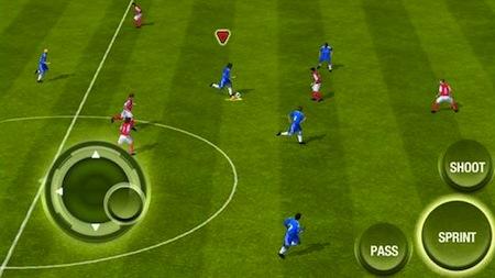 fifa 12 ios Los mejores juegos para iPhone que nos dejó este 2011