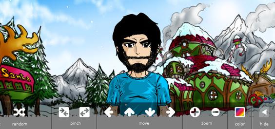 Crea tu avatar con estilo Manga en Mangatar - mangatar