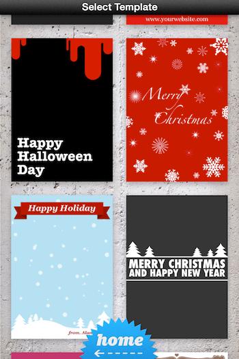 phoster app iphone ipad Envia postales a tus seres queridos con estas 4 apps para iOS en éstas fechas
