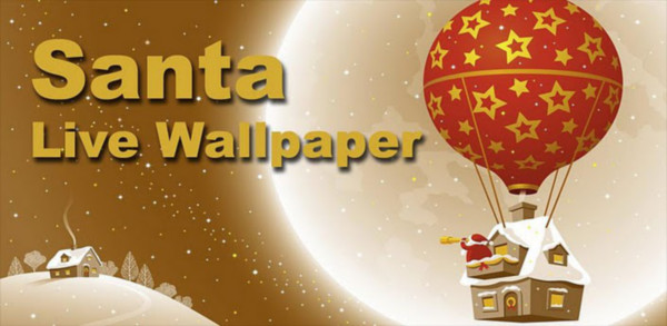 santa live wallpaper gratis Colección de Live Wallpapers navideños para Android