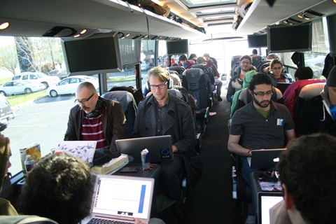 Ciudad de México candidata a participar en el StartupBus 2012 - startup-bus