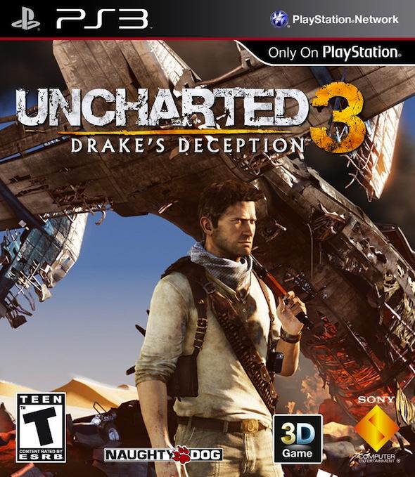 Los mejores videojuegos para regalar en esta navidad [Parte 1] - uncharted_3_by_mattbizzle2k10-d34ll3j
