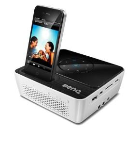 BenQ lanza Joybee GP2, un potente mini proyector ligero y compacto