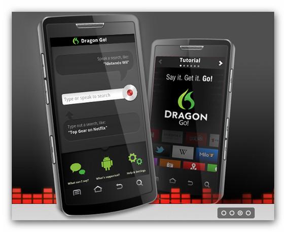 Nuance anuncia Dragon Go! ¿Alguien dijo Siri para Android? - dragon-go-nuance