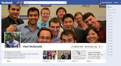 Facebook está a unos días de imponer el nuevo Timeline a todos sus usuarios - facebook-timeline