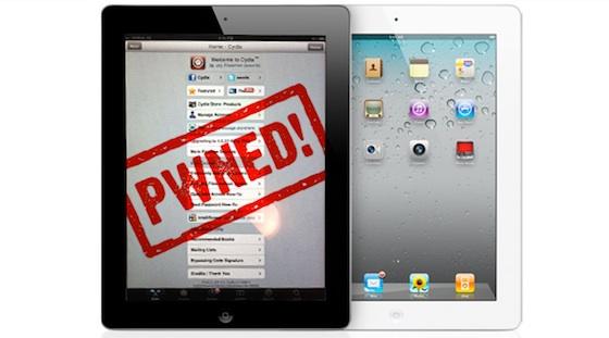Jailbreak para iPhone 4S e iPad 2 con iOS 5.0.1 con Absinthe por fin disponible - ipad2-5.0.1-jailbreak
