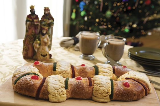 ¿Por qué partimos Rosca de Reyes el 6 de enero? - rosca-de-reyes-enero