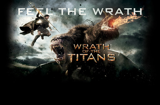 Wrath of the Titans, la secuela de Furia de Titanes muy pronto en cines [Trailer]
