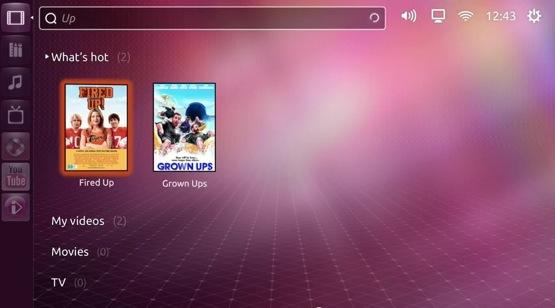 ubuntu tv Ubuntu TV, el futuro se llama Smart TV