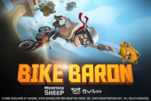 Bike Baron para iPhone/iPod/iPad [Reseña]
