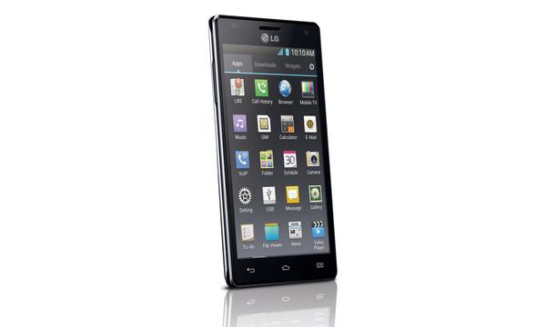 Optimus 4X HD LG Optimus 4X HD, el mejor smartphone de LG hasta el momento