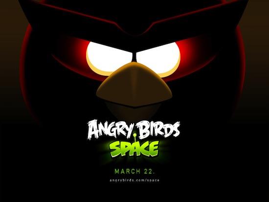 Rovio anuncia su nuevo juego, Angry Birds Space - angry-birds-space