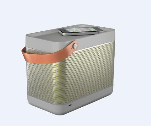 Bang & Olufsen presenta Beolit, un altavoz Airplay con un excelente diseño - beolit