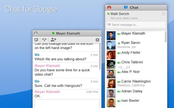 Usar el chat de Gmail en cualquier página web con la extensión Chat for Google - chat-for-google