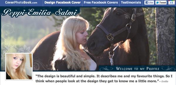 Personalizar tu biografía en Facebook con estos excelentes sitios - coverphotobook