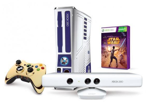 Kinect Star Wars ya tiene fecha de salida, es el 6 de abril - kinect-star-wars