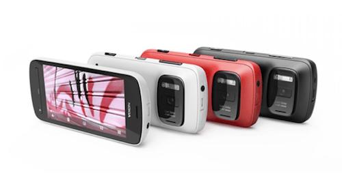 nokia 808 pureview Nokia presenta celular con sensor de 41 Mpx durante el MWC