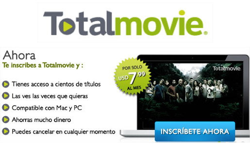 totalplay Totalmovie, una competencia real para Netflix