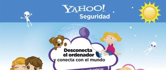 yahoo seguridad Yahoo! también se une al día de la Internet Segura