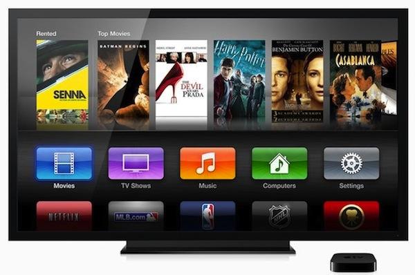 La nueva interfaz de la Apple TV fue rechazada por Steve Jobs según un ex empleado de Apple - Apple-tv-nueva-interfaz