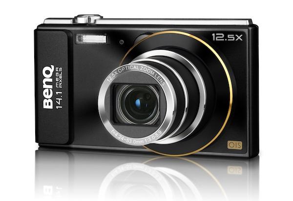 Benq gh200 La cámara compacta GH200 es presentada por BenQ