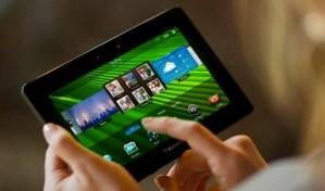 BlackBerry PlayBook tendrá actualización a BlackBerry OS 10, dice RIM
