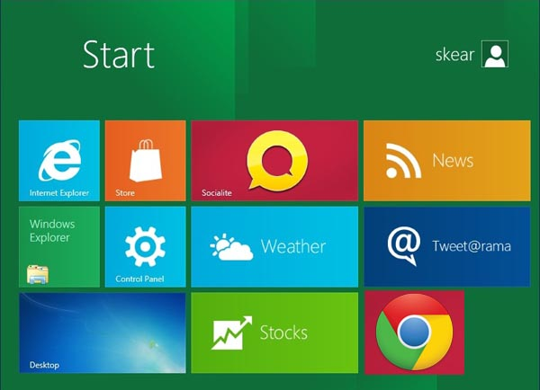 Google trabaja en una versión de Chrome para Windows 8 - Chrome-windows-8-metro