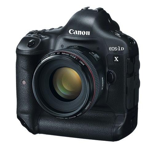 La potente Canon EOS 1D X llega a México