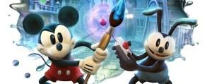 Disney publica el primer trailer de Epic Mickey 2