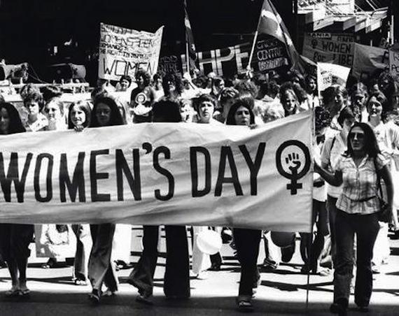 Día Internacional de la Mujer, una conmemoración muy especial - IWD-History