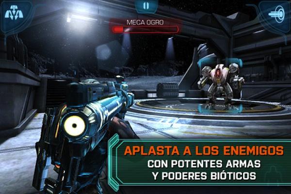 Mass Effect Infiltrator disponible para descargar en la App Store - Mass-effect-infiltrator-ios