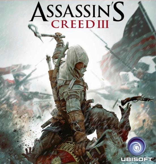 assassins creed portada oficial Ubisoft presenta la portada oficial de Assassins Creed III