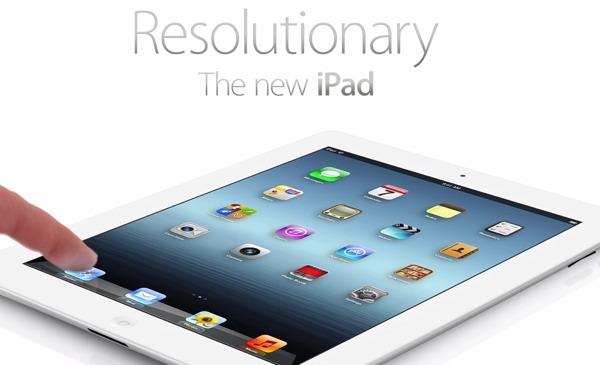 El Nuevo iPad es presentado por Apple - nuevo-ipad-3