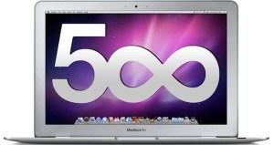 La red social de fotografías profesionales 500px lanza su aplicación oficial para Mac