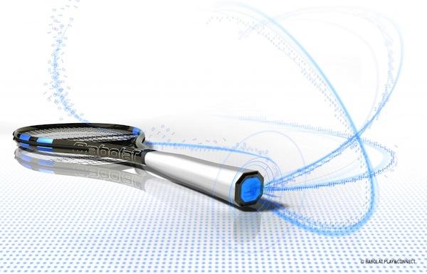 Babolat presenta futurítistica raqueta con sensores