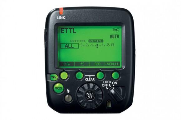 Canon presenta su línea de accesorios para sus cámaras EOS - Speedlite-Transmitter-ST-E3-RT