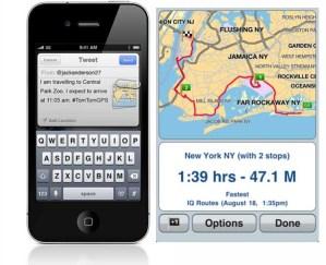 La aplicación de navegación TomTom se actualiza y se hace social con Facebook y Twitter