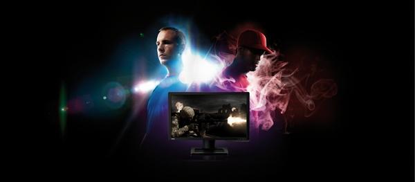 BenQ diseña un monitor específicamente para Gamers - benq-monitor-xl2410t