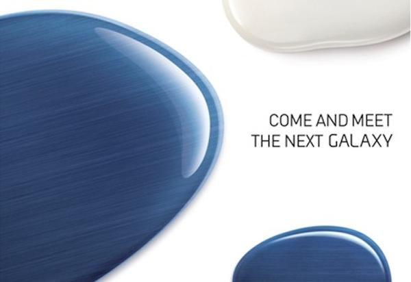 Samsung presentará un nuevo Galaxy el próximo 3 de mayo - invitacion-samsung-nuevo-galaxy