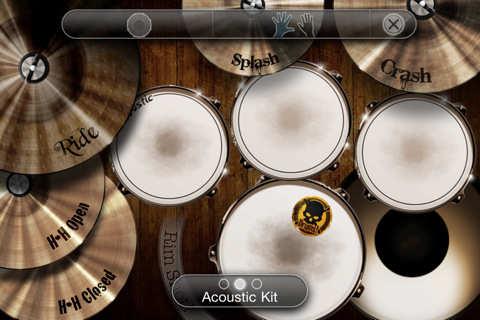 Drums!, toca la bateria como siempre lo soñaste en tu dispositivo iOS