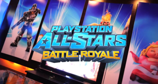 PlayStation All-Stars Battle Royale, el Smash de Sony ya tiene tráiler - playstation-all-star-battle-royale