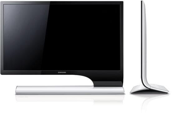 """Samsung presenta su nuevo """"Smart Monitor"""" T27B750 de 27 pulgadas con aplicaciones - samsung-TB750"""
