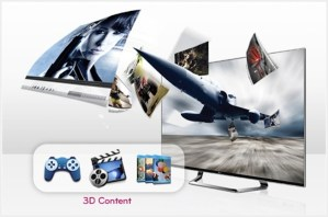 LG presenta 3D Zone, una aplicación exclusiva de su nueva LG Cinema 3D Smart TV