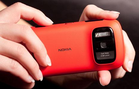 México será el siguiente en recibir al Nokia 808 PureView - 808