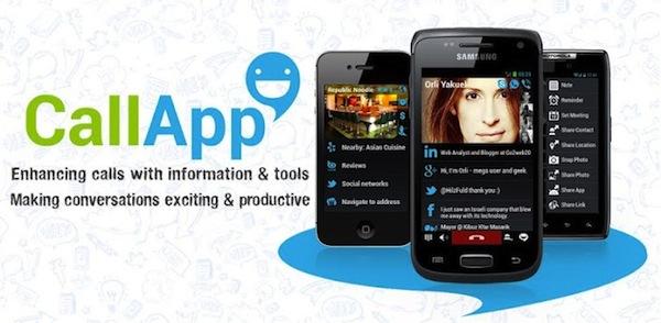 CallApp, la agenda social definitiva - CallApp