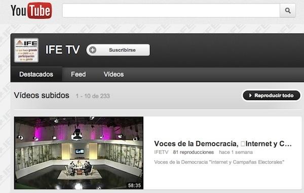 Youtube transmitirá el Debate Presidencial de México en vivo - Debate-presidencial-mexico-youtube