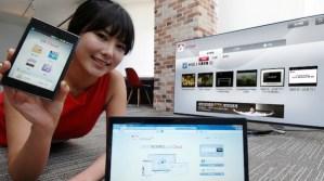 LG Cloud, el servicio en multimedia en la nube de LG