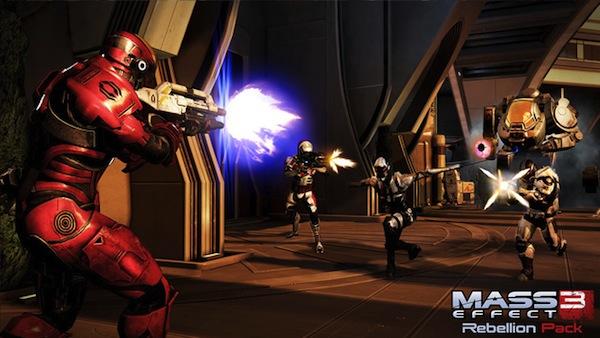 Mass Effect 3 Rebelion Pack, un DLC gratuito que potencia el juego en línea - Mass-effect-3-rebelion-dlc