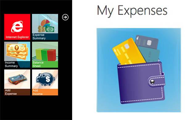 My expenses windows phone Controlar gastos y finanzas en tu celular