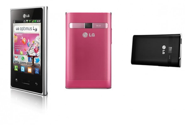 Optimus L3 3 590x400 LG lanza la serie L de smartphones con procesadores Qualcomm